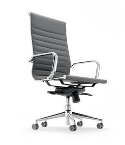 UF 597 / A, Chair with high back for executive office