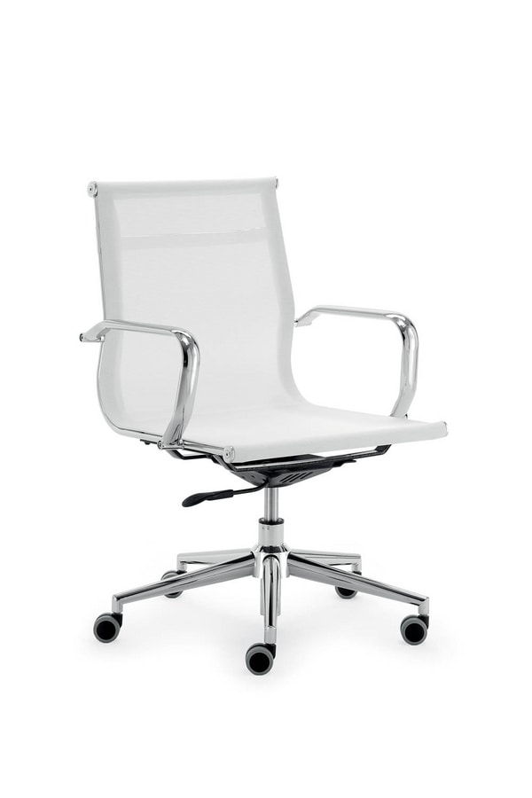 UF 598 / B, Office chair with low back