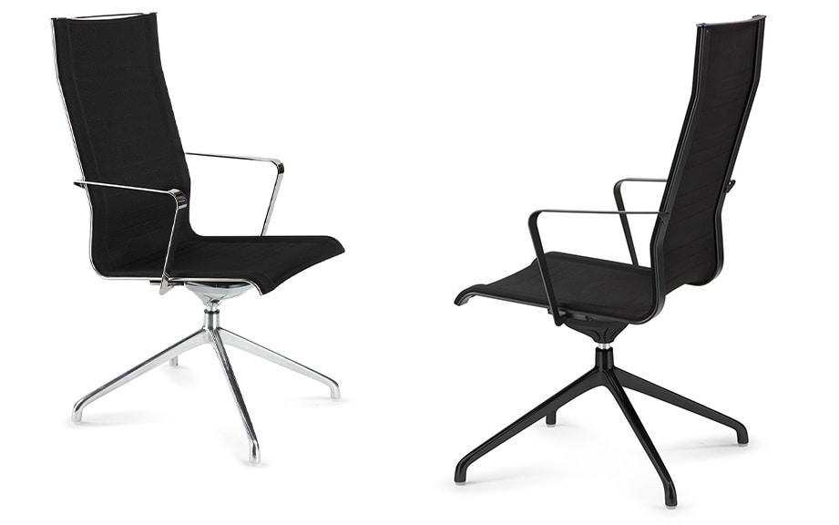 KEYPLUS 3163, Office swivel armchair