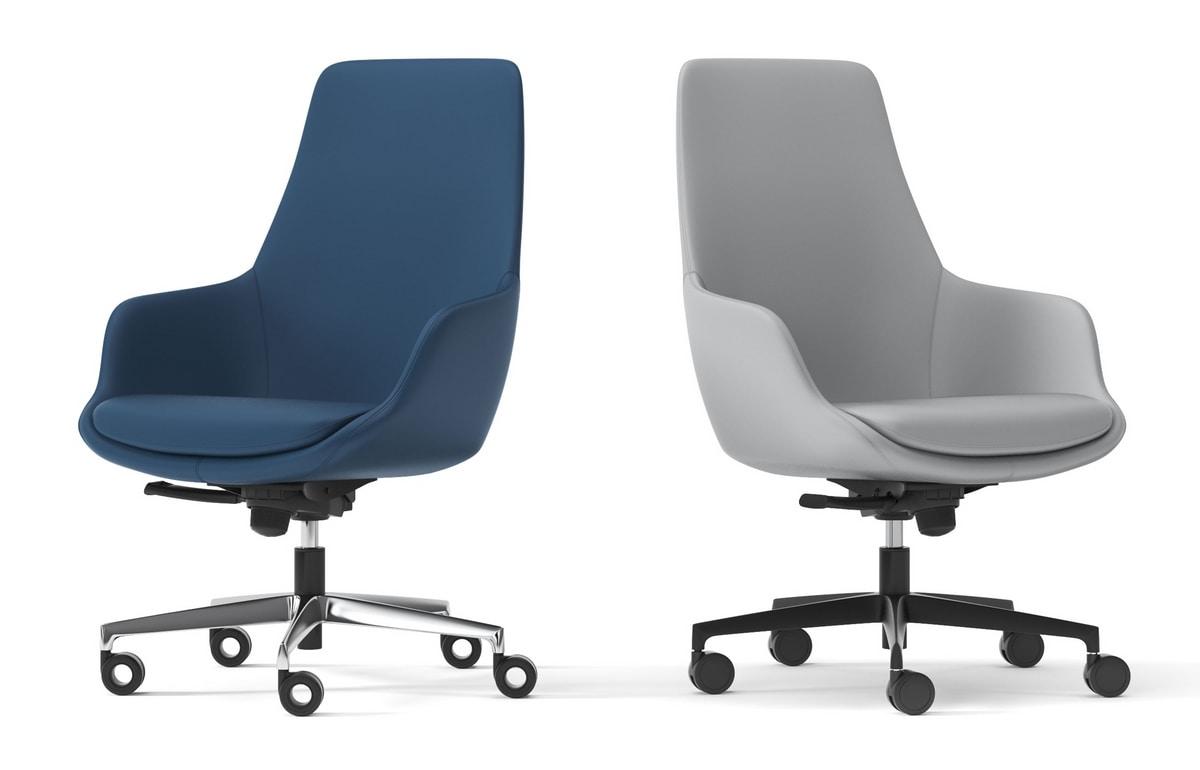 METROPOLITAN, Multiblock swing chair