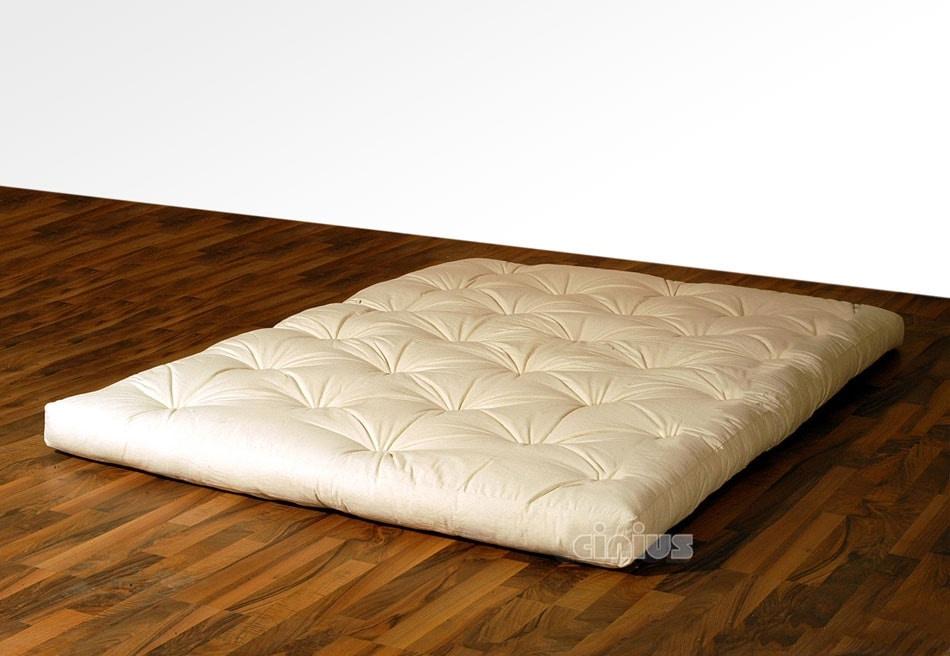Futon In Cotton Or Latex Idfdesign