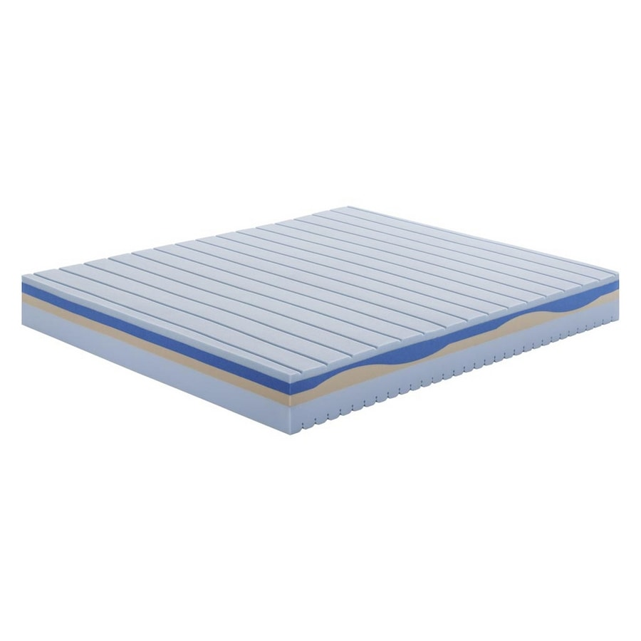 Visco Box, Mattress memory, with summer and winter side