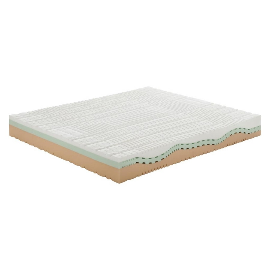 Visco Elastic, Memory foam mattress, in visco elastic