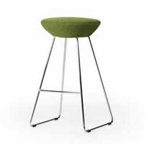 JAVEA SG, Stool with round seat