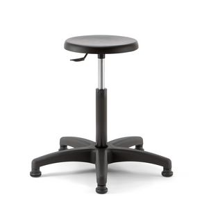 Mea 02, Stool with round seat
