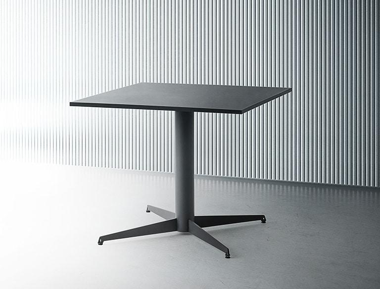 Alfie, Metal table base