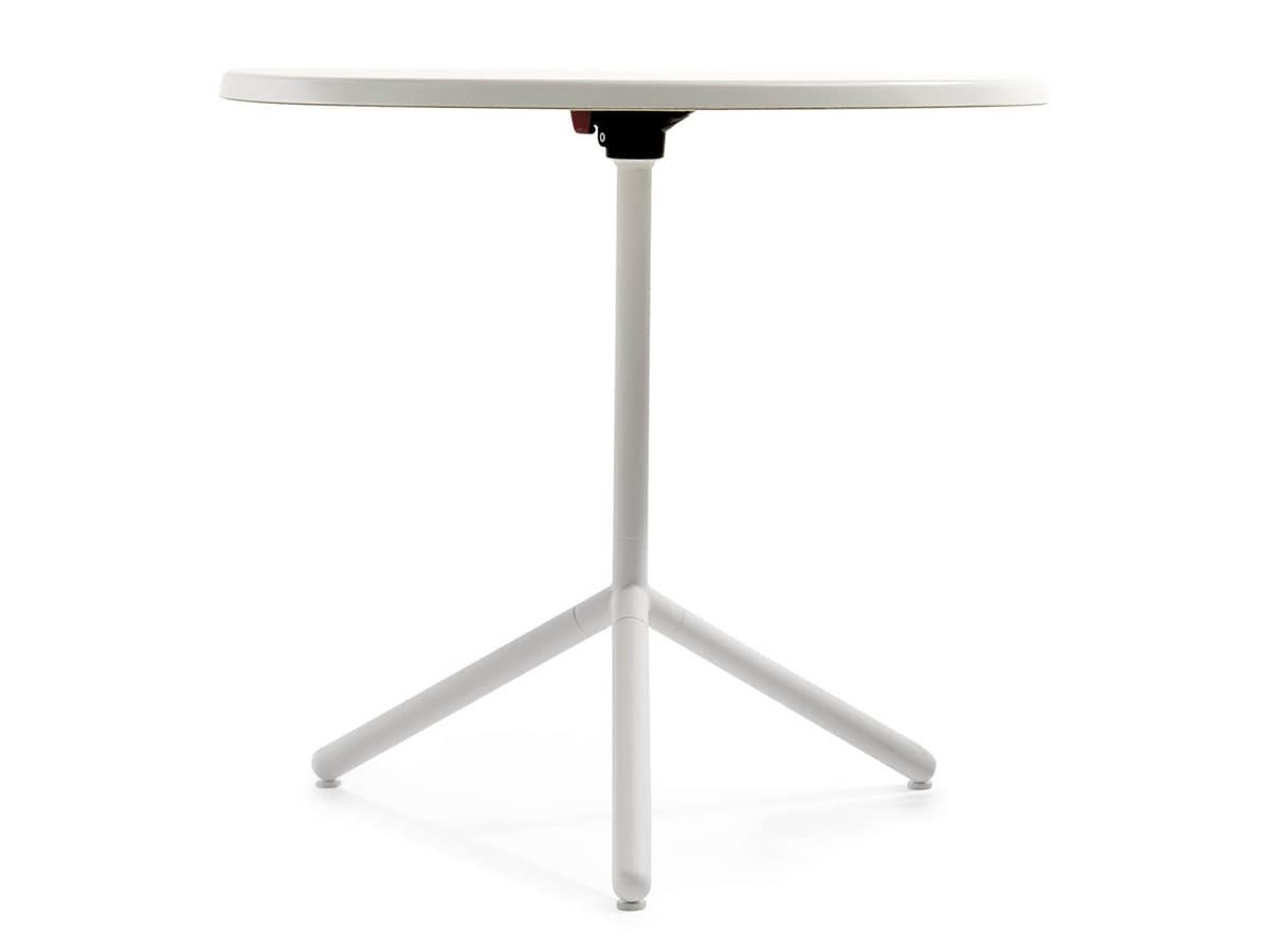 Nett T, Table with folding top