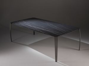 Spider table, Dining table with ceramic top