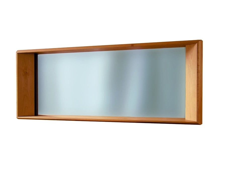 '900 5415, Mirror with carved wooden frame