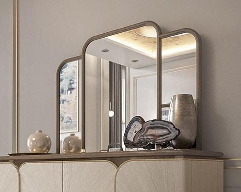 Alexander Art. A03/S, Ash wood mirror