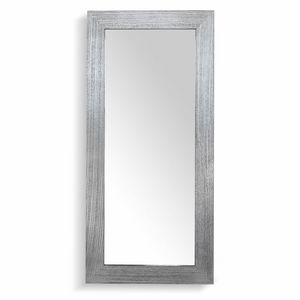 Arka Art. 327-P, Leather covered mirror