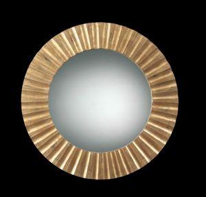 Art. 20522, Round mirror with frame