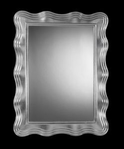 Art. 20944, Mirror with wavy frame