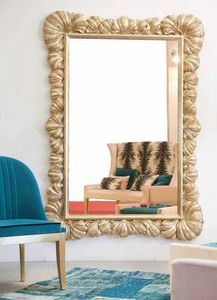 Art. 31700, Mirror with carved frame