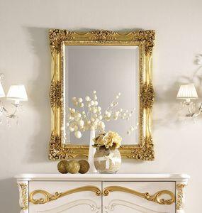 Art. 1210, Rectangular wall mirror