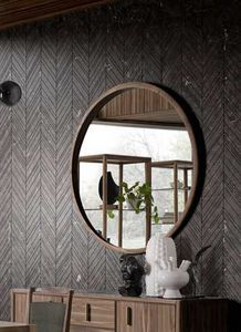 Blabla mirror, Maxi mirror, with round shape