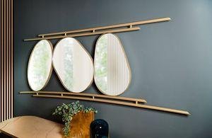 Brera mirror, Mirror with 3 mirrors