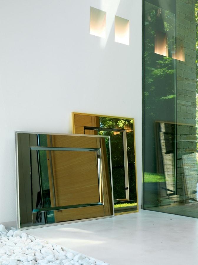 Carrè 232, Elegant mirror