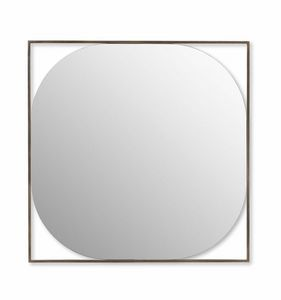 Circe mirror, Mirror with steel frame