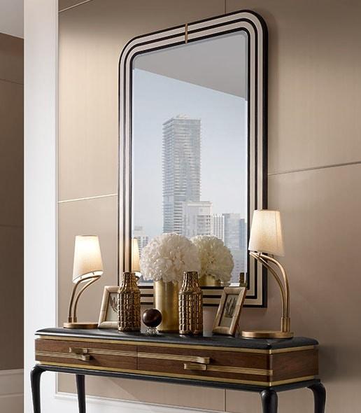 Dilan Art. D24/S, Rectangular bevelled mirror