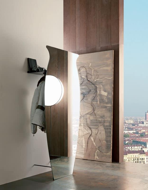dl200 madrid, Vase-shaped mirror, for entrances