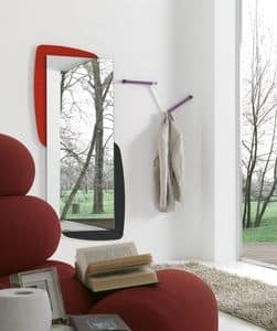 dl200 maiorca, Rectangular mirror available with various options