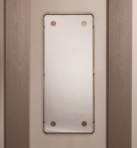 DOMINO HF2076MI, Rectangular mirror for living rooms