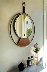 DREAMY MIRROR, Round wall mirror