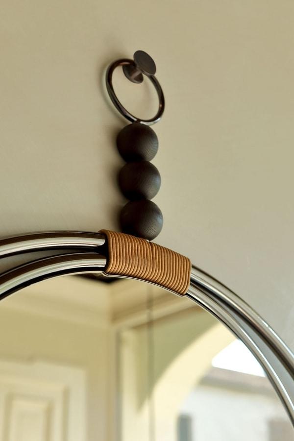 DREAMY MIRROR, Round wall mirror
