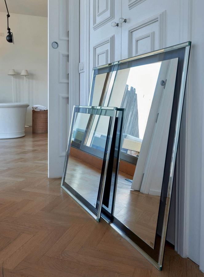 Elen 357, Mirror on crystal glass