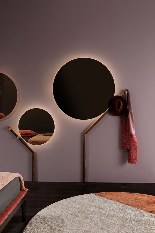 FAMILY, Mirror with LED backlighting