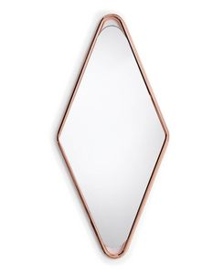 Frame D, Rhombus-shaped mirror