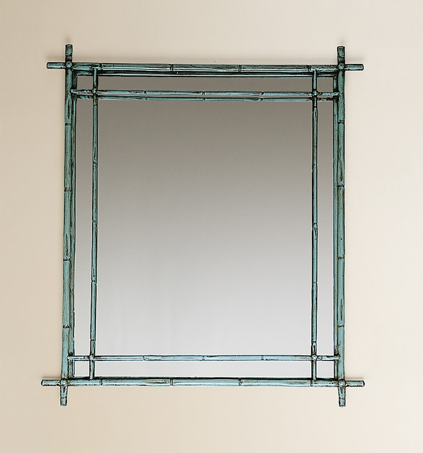 HF2011MI, Square mirror with frame