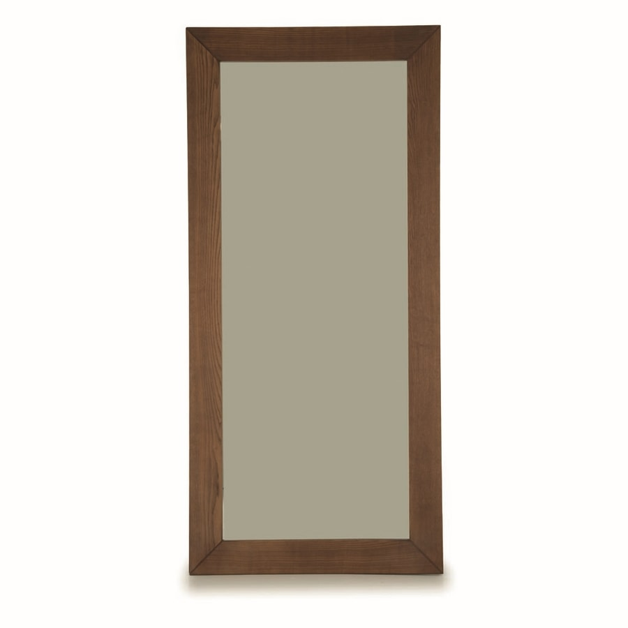 Kuba Mirror, Mirror with wooden frame