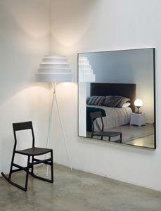 Leggero 116N, Mirror with aluminum profile
