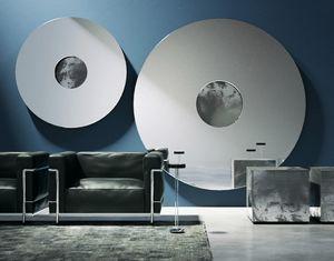 Loose 227, Large round mirror