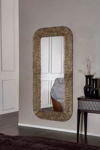 MACRAB�  mirrors, Mirrors with cast glass frame
