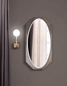 mirrorMarylin, Mirror with octagonal frame