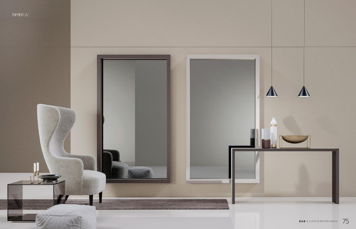 Modo 256, Mirror with a minimal design