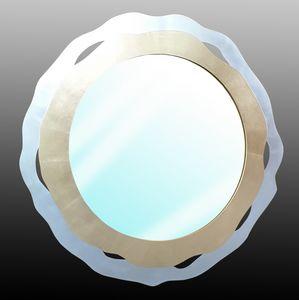 Moon&Mars HD.0003, Round backlit mirror