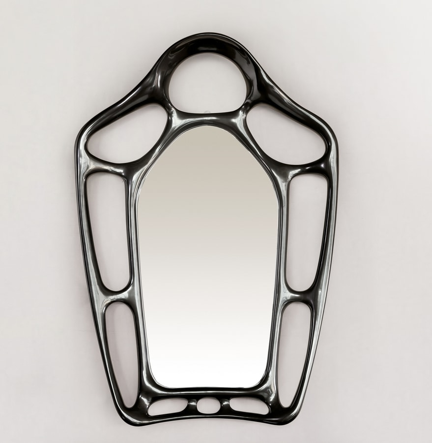 OMERO mirror, Mirror with organic shapes