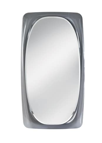 Orfeo mirror, Mirror with glass frame