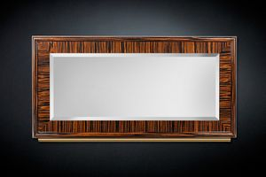 Secret, Mirror with ebony frame