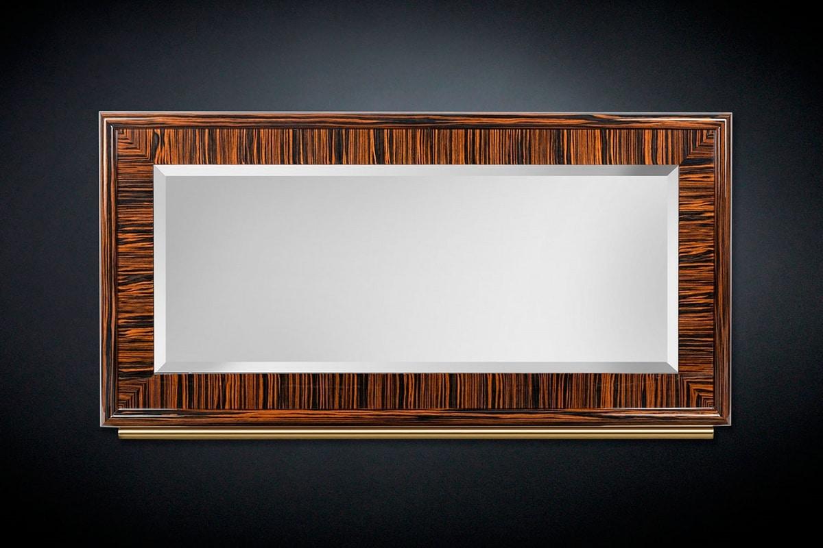 Secret, Mirror with ebony frame