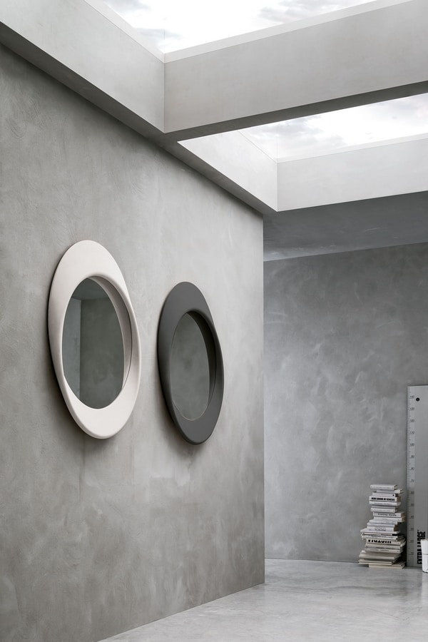 VANITY SS401, Mirror with decorative frame