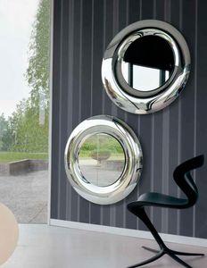 Yume 390, Modern round mirrors