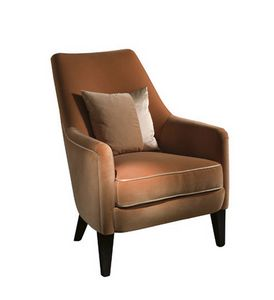 Adele, Armchair with different density padding