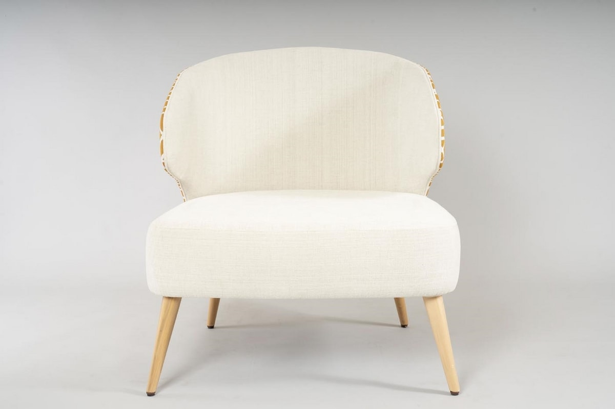 BS524A - Armchair, Armchair with large seat
