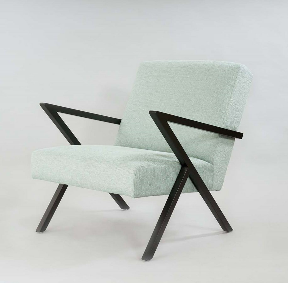 BS536A – Armchair, Modern armchair