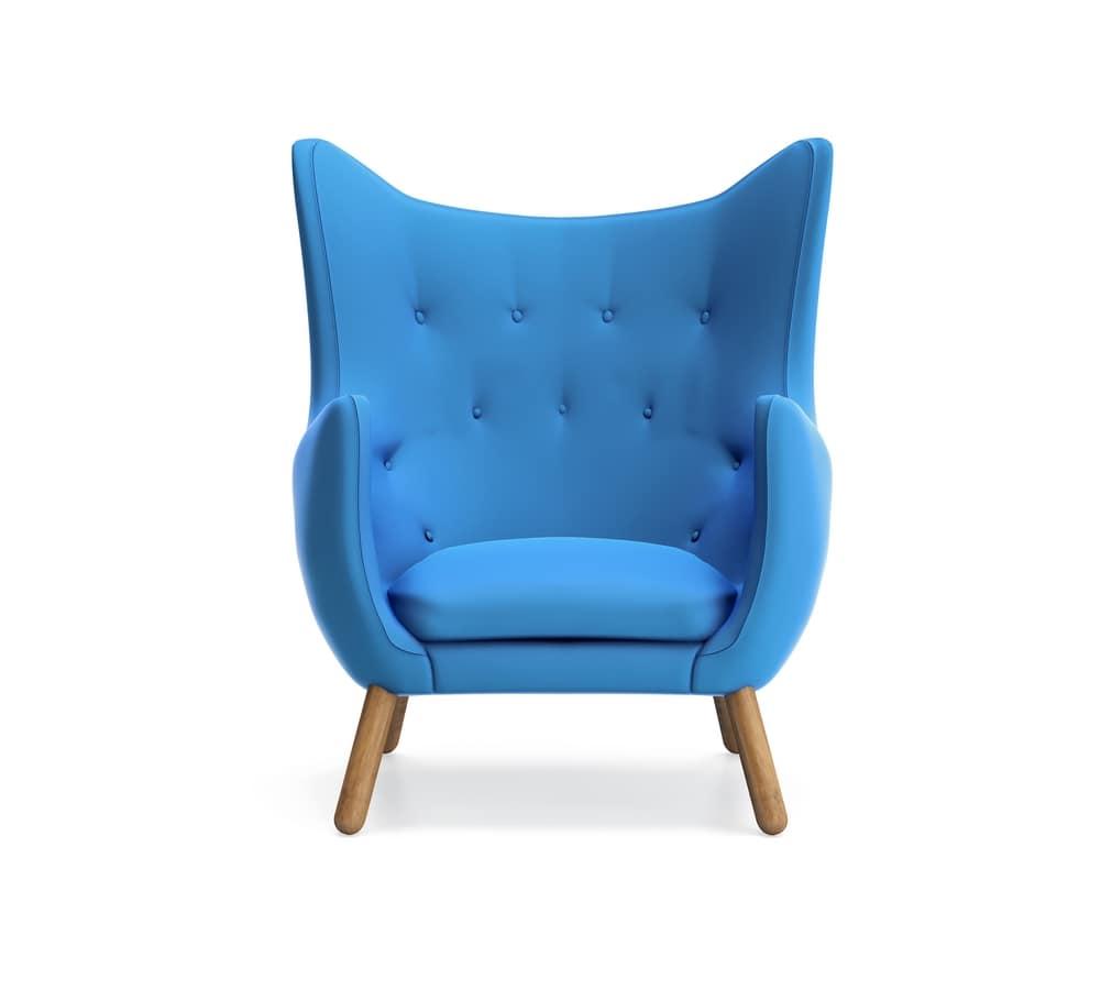 C51, Enveloping modern armchair